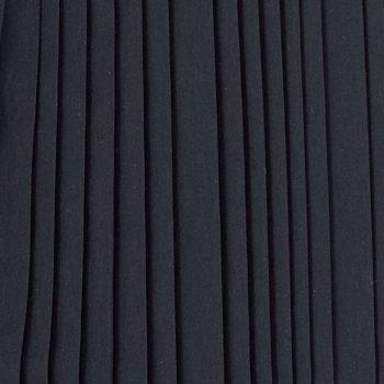 プリーツタイプ ブラック